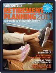 Kiplinger's Retirement Planning Magazine (Digital) Subscription April 3rd, 2013 Issue