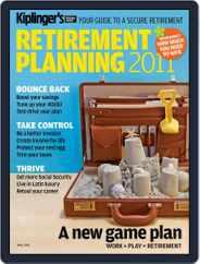 Kiplinger's Retirement Planning Magazine (Digital) Subscription May 5th, 2011 Issue