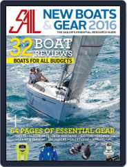 Sail - New Boat & Gear Review Magazine (Digital) Subscription January 1st, 2016 Issue