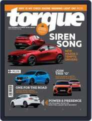 Torque (Digital) Subscription September 1st, 2019 Issue