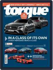 Torque (Digital) Subscription October 1st, 2018 Issue