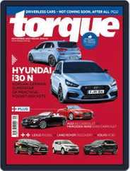 Torque (Digital) Subscription September 1st, 2018 Issue