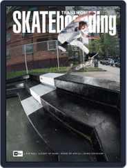 Transworld Skateboarding (Digital) Subscription August 5th, 2016 Issue