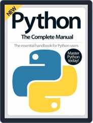 Python The Complete Manual Magazine (Digital) Subscription April 1st, 2016 Issue