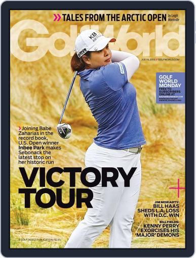Golf World July 5th, 2013 Digital Back Issue Cover