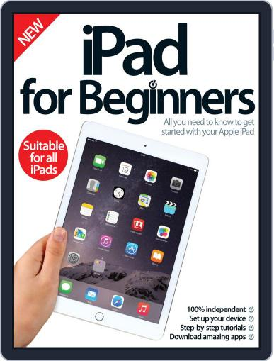 iPad for Beginners United Kingdom December 23rd, 2014 Digital Back Issue Cover