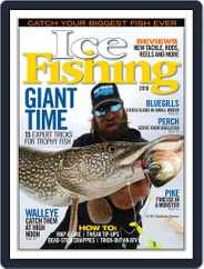 ICE FISHING Magazine (Digital) Subscription September 20th, 2017 Issue