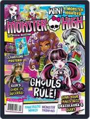 Monster High Magazine (Digital) Subscription August 1st, 2016 Issue