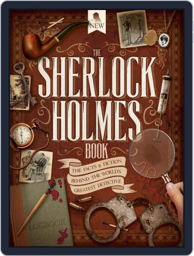 The Sherlock Holmes Book April 1st, 2016 Digital Back Issue Cover