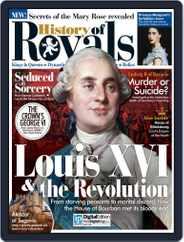 History Of Royals (Digital) Subscription October 1st, 2016 Issue