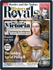 History Of Royals (Digital) Subscription July 1st, 2016 Issue