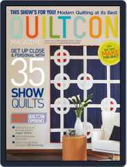 QUILTCON 2017 Magazine (Digital) Subscription February 1st, 2017 Issue