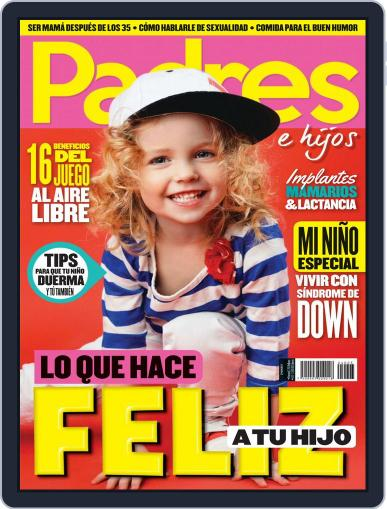 Padres e Hijos March 1st, 2019 Digital Back Issue Cover