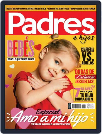 Padres e Hijos February 1st, 2019 Digital Back Issue Cover