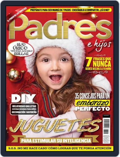 Padres e Hijos December 1st, 2018 Digital Back Issue Cover