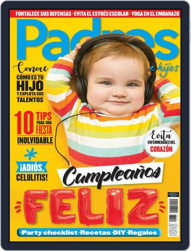 Padres e Hijos September 1st, 2018 Digital Back Issue Cover