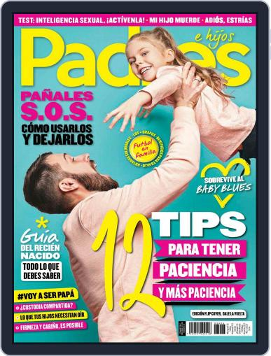 Padres e Hijos June 1st, 2018 Digital Back Issue Cover