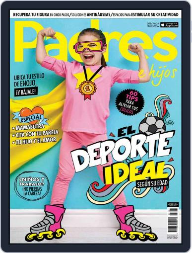 Padres e Hijos February 1st, 2018 Digital Back Issue Cover