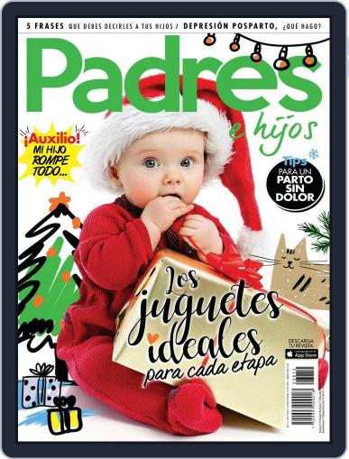 Padres e Hijos December 1st, 2017 Digital Back Issue Cover