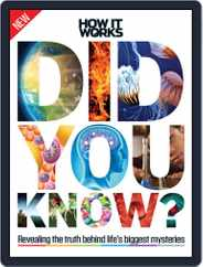 How It Works Book of Did You Know? Magazine (Digital) Subscription April 1st, 2016 Issue