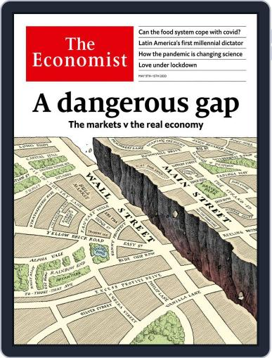 The Economist Continental Europe Edition May 9th, 2020 Digital Back Issue Cover
