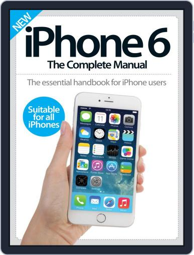 iPhone: The Complete Manual (A5) July 8th, 2015 Digital Back Issue Cover