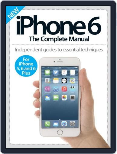 iPhone: The Complete Manual (A5) November 26th, 2014 Digital Back Issue Cover