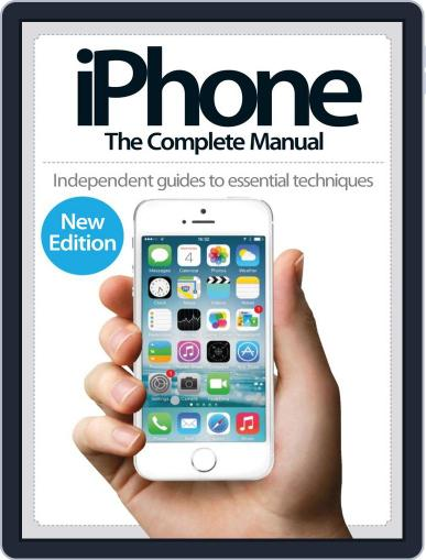 iPhone: The Complete Manual (A5) July 9th, 2014 Digital Back Issue Cover