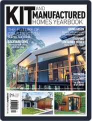 Kit Homes Yearbook Magazine (Digital) Subscription April 1st, 2017 Issue