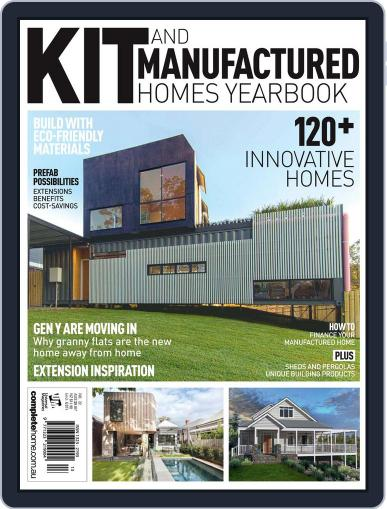 Kit Homes Yearbook March 1st, 2016 Digital Back Issue Cover
