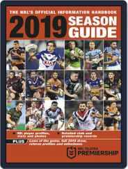 Big League: NRL Season Guide Magazine (Digital) Subscription February 25th, 2019 Issue