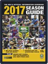 Big League: NRL Season Guide Magazine (Digital) Subscription March 1st, 2017 Issue