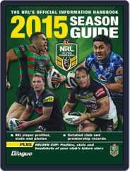 Big League: NRL Season Guide Magazine (Digital) Subscription February 1st, 2015 Issue