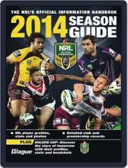 Big League: NRL Season Guide Magazine (Digital) Subscription February 14th, 2014 Issue