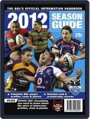 Big League: NRL Season Guide Magazine (Digital) Subscription January 17th, 2012 Issue