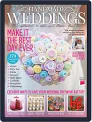 Handmade Weddings Magazine (Digital) Subscription March 31st, 2014 Issue