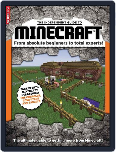 The Independent Guide to Minecraft October 2nd, 2013 Digital Back Issue Cover
