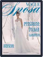 Vogue Sposa (Digital) Subscription September 2nd, 2013 Issue