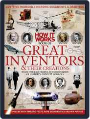 How It Works Book of Great Inventors & Their Creations Magazine (Digital) Subscription April 16th, 2014 Issue