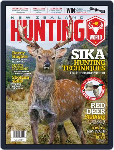 Nz Hunting World March 30th, 2014 Digital Back Issue Cover
