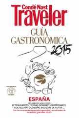 Condé Nast Traveler. GUIA GASTRONOMICA Magazine (Digital) Subscription December 22nd, 2014 Issue