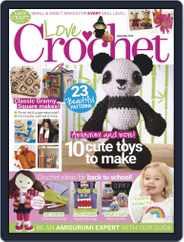 Love Crochet (Digital) Subscription September 1st, 2019 Issue