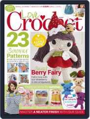 Love Crochet (Digital) Subscription July 1st, 2019 Issue