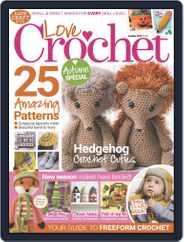 Love Crochet (Digital) Subscription October 1st, 2018 Issue