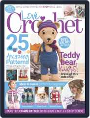 Love Crochet (Digital) Subscription January 1st, 2018 Issue