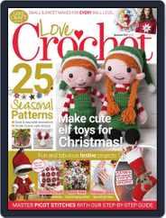 Love Crochet (Digital) Subscription November 1st, 2017 Issue