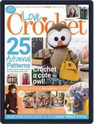 Love Crochet (Digital) Subscription October 1st, 2017 Issue
