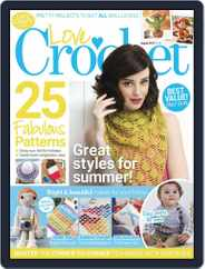 Love Crochet (Digital) Subscription August 1st, 2017 Issue