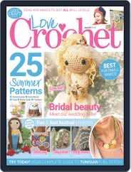 Love Crochet (Digital) Subscription June 1st, 2017 Issue