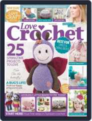 Love Crochet (Digital) Subscription March 1st, 2017 Issue
